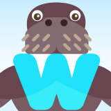 Russ Walrus - Wild laugh animal characters